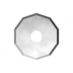 Cuchilla decagonal D28 (3x)