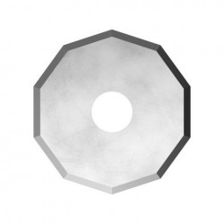 Lâmina Decagonal D32 (3x)