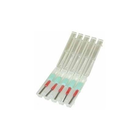 Caja 5 cuchillas estándar Serie D