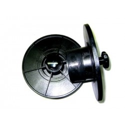Par de tampões de 7,65 centímetros interior rolo