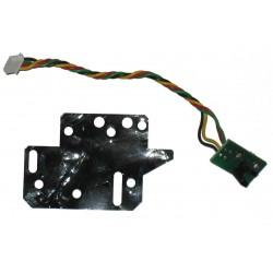 Sensor de posição da roda + autocolante de carruagem SClass
