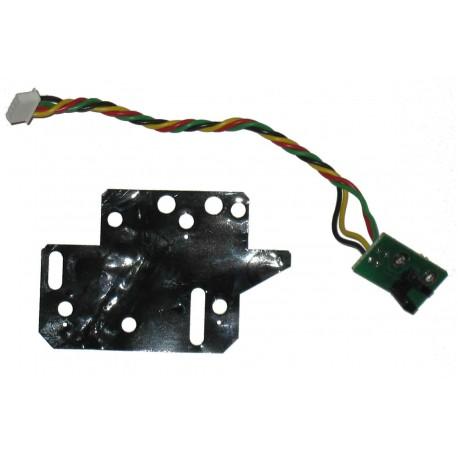 Sensor posición ruedas + adhesivo carro