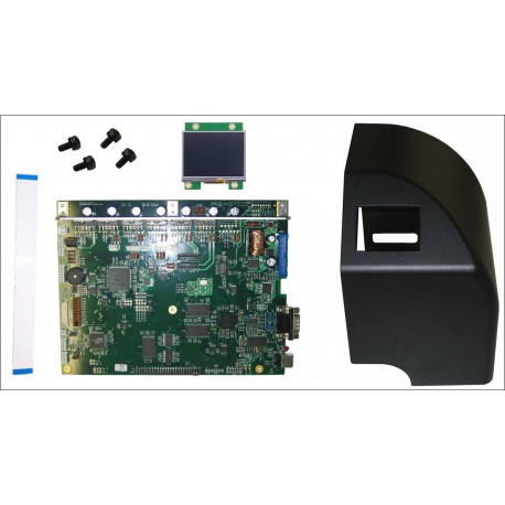 SClass kit for replacement of touch screen