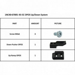 OPOS UP/DOWN SYSTEM