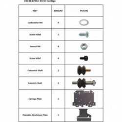 KIT CARRIAGE ASSY