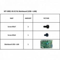 KIT-1002 : Kit Plaza Mãe SummaCut RL (USB+LAN)