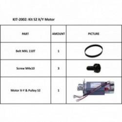 KIT S2X/Y MOTOR