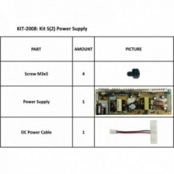 KIT S2 POWER SUPPLY