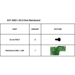 KIT S ONE MAINB.(USB+LAN+WIFI)