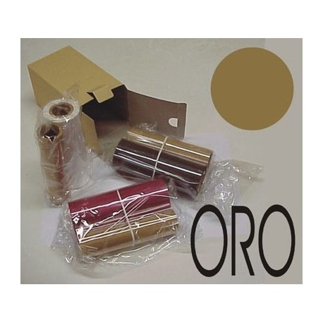 Pack resina oro brillo 120 m. + chip nº 11 - uso interior