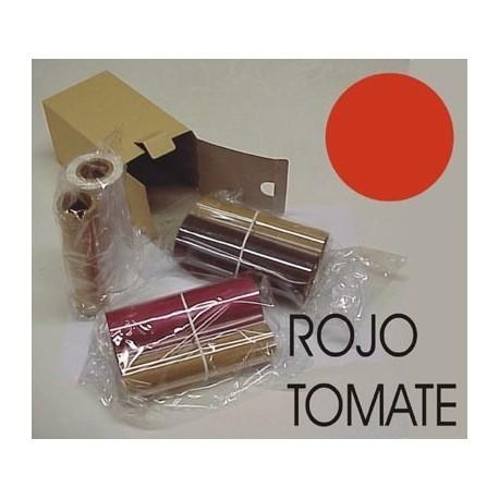 Pack resina rojo tomate 120 m. + chip nº 13