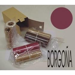 pacote resina Borgonha 120 m. + chip n º 17
