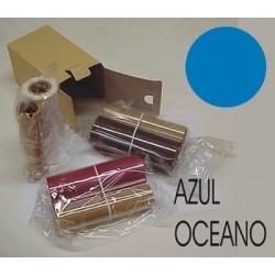 Pack résine bleu océan 120 m. + chip nº 18