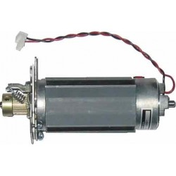 ASSY, MOTOR WITHOUT ENCODER & PULLEY