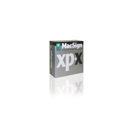Actualización desde MacSign Lite a MacSign V10 Lite