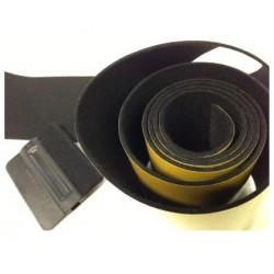 Feltro adesivo para aplicador de vinil