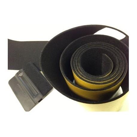 Fieltro adhesivo aplicador de vinilos