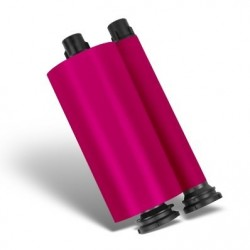 Magenta Resin Ribbon - 350m Roll Refill