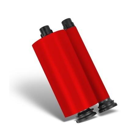 Red Resin Ribbon - 350m Roll Refill
