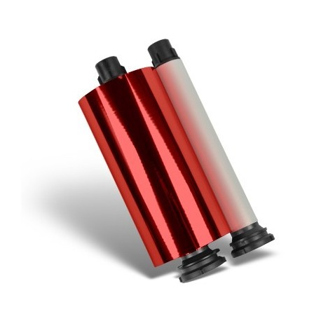 Metallic Red Ribbon -Indoor use - 350m Roll Refill