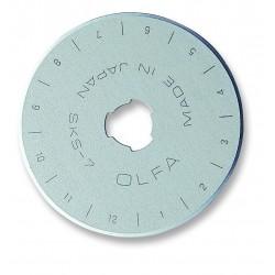 Lâmina de reposição para o modelo de corte OLFA RB-45