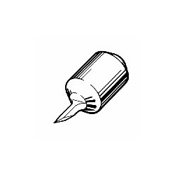 Cuchilla tangencial 30º compatible para Houston Instruments