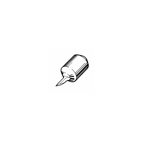 Cuchilla tangencial compatible para Houston Instruments 30º