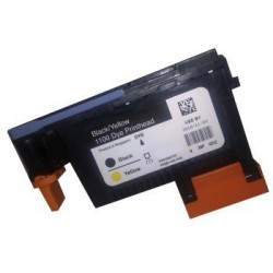 BLACK & YELLOW PRINTHEAD VP495