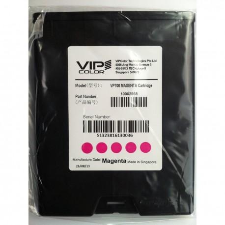 Pack de 5 cartuchos Magenta para la VP-700
