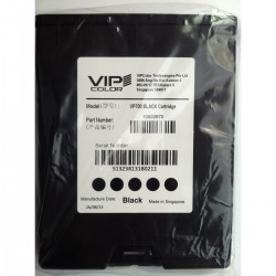 ASSY INK CARTRIDGE BLACK PACK 5 UNITS FOR VP-700