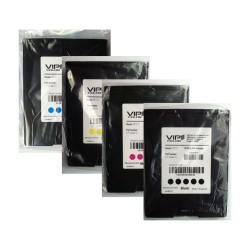 Set de 5 cartuchos CMYK para la VP-700